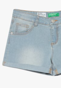 Benetton - Jeansshort - blue denim - 2