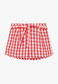 Benetton - Shorts - red - 3