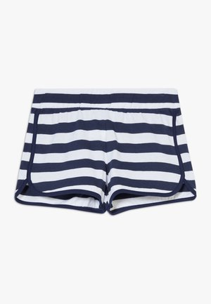 Shorts - dark blue/white