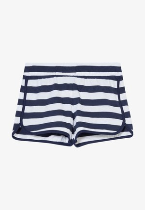 Short - dark blue/white