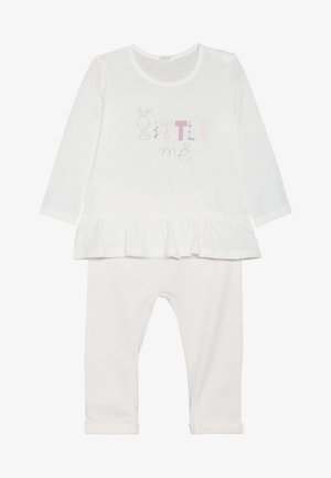 TROUSERS SET - Trousers - light pink