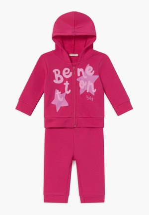 SET - Tracksuit - pink