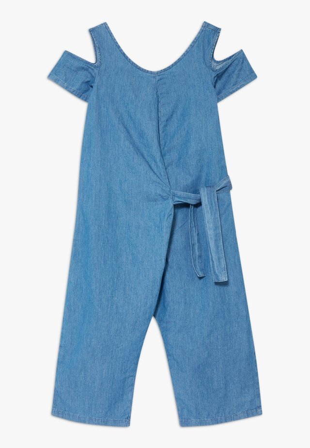 Tuta jumpsuit - blue denim