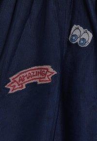 Benetton - SKIRT - A-snit nederdel/ A-formede nederdele - dark blue - 2