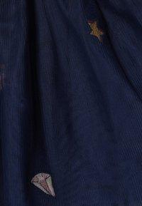 Benetton - SKIRT - A-snit nederdel/ A-formede nederdele - dark blue - 3