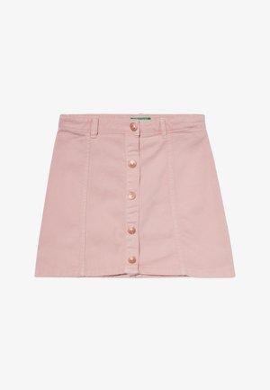 SKIRT - Minisukně - light pink