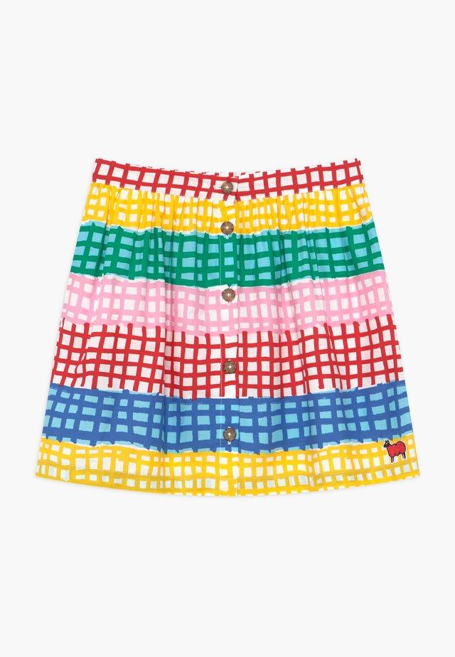 A-lijn rok - multi-coloured