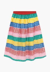 Benetton - Maxi skirt - multi-coloured - 1