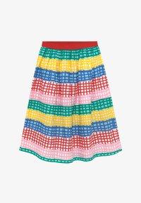 Benetton - Maxi skirt - multi-coloured - 2