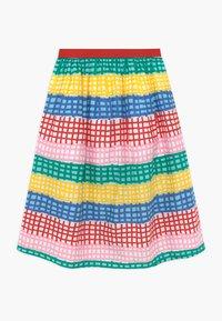 Benetton - Maxi skirt - multi-coloured - 0