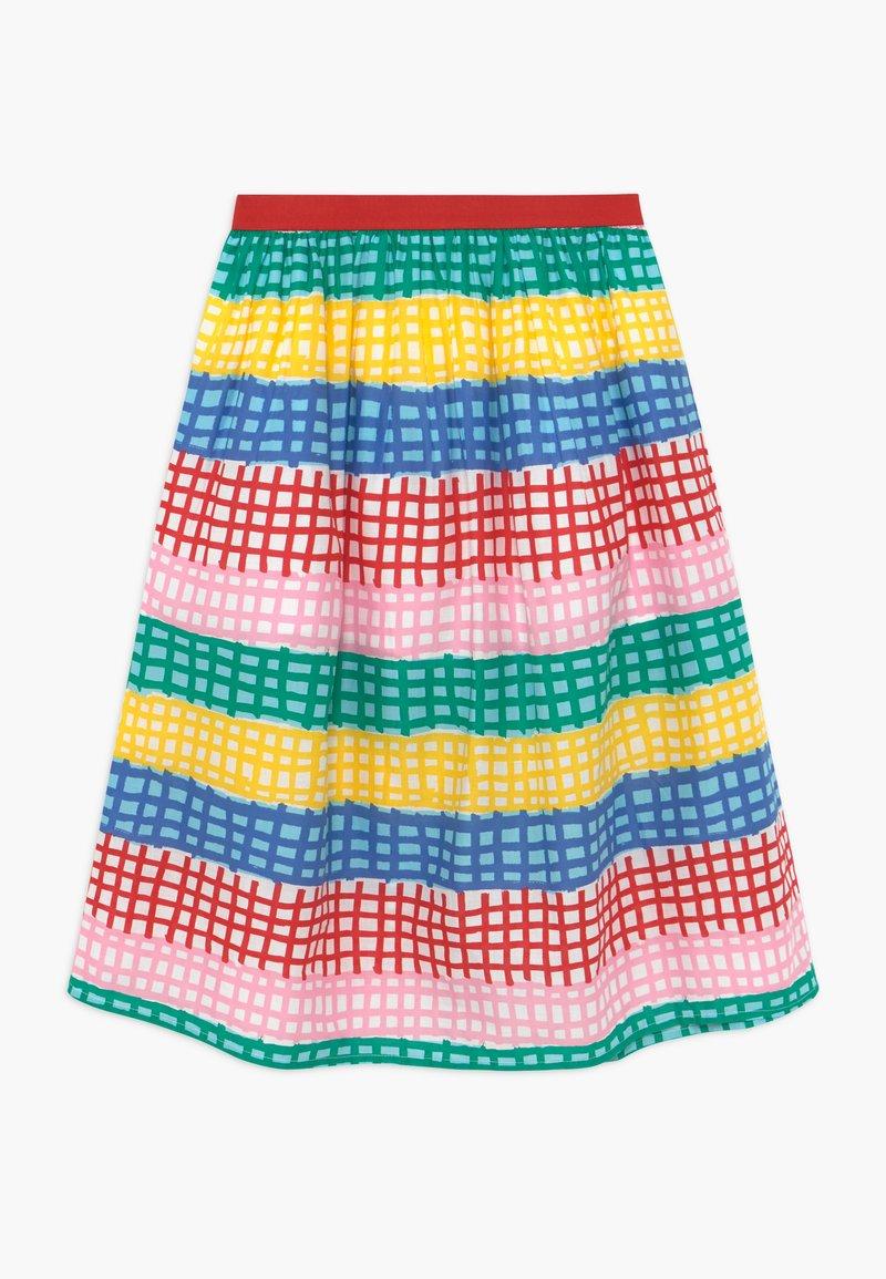 Benetton - Maxi skirt - multi-coloured