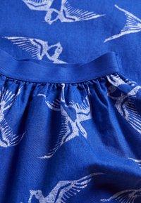 Benetton - SKIRT - A-line skirt - blue - 3