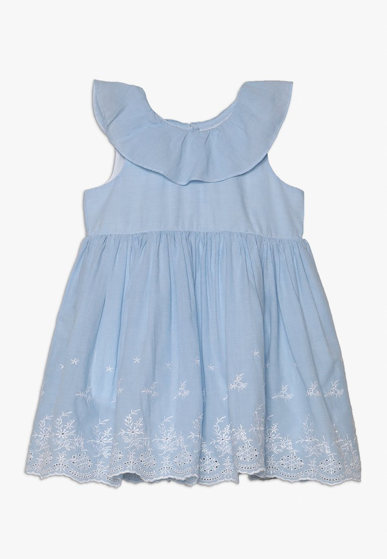Benetton - DRESS - Hverdagskjoler - light blue