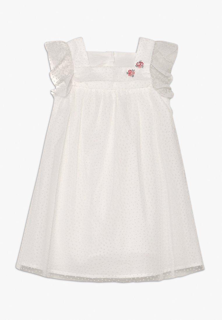 Benetton - DRESS - Cocktail dress / Party dress - white