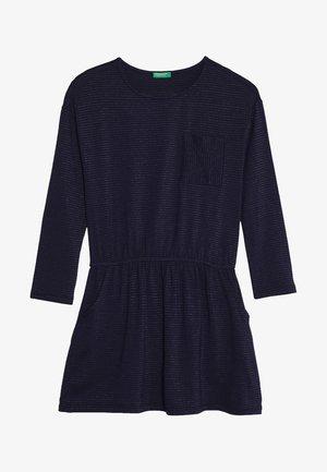 DRESS - Vestito di maglina - dark blue