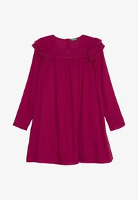 Benetton - DRESS - Sukienka letnia - red - 2