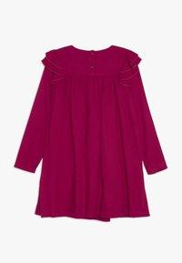 Benetton - DRESS - Sukienka letnia - red - 1