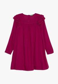 Benetton - DRESS - Sukienka letnia - red - 0