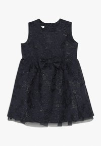 Benetton - DRESS - Cocktail dress / Party dress - blue - 0