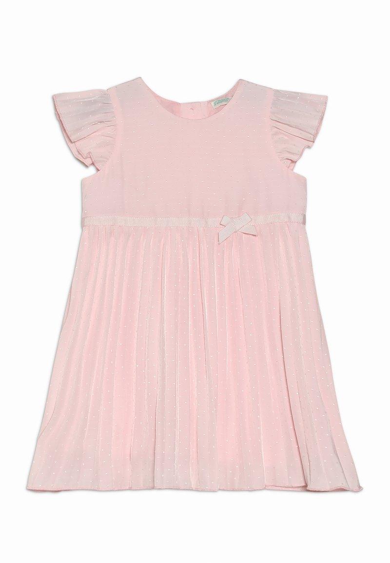 Benetton - DRESS - Cocktailkleid/festliches Kleid - light pink