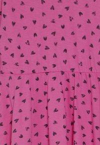 Benetton - DRESS - Jersey dress - pink - 4