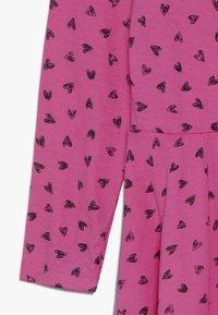 Benetton - DRESS - Jersey dress - pink - 2