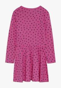 Benetton - DRESS - Jersey dress - pink - 1