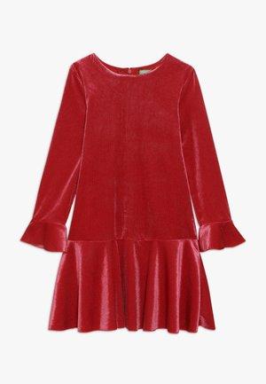 DRESS - Cocktailjurk - red