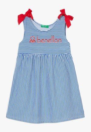 DRESS - Žerzejové šaty - blue