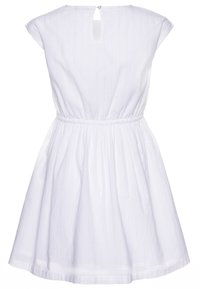 Benetton - DRESS - Vestito estivo - white