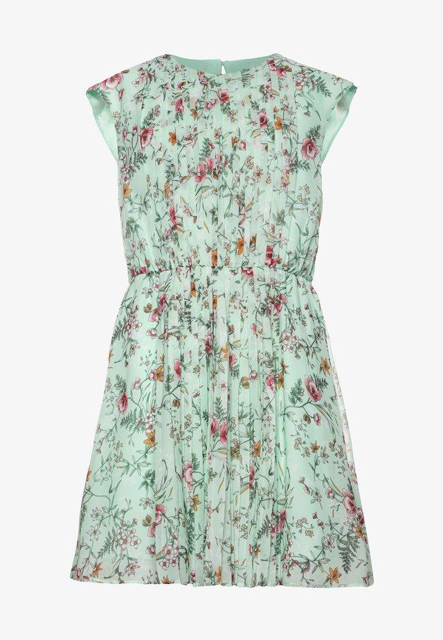 DRESS - Day dress - light green