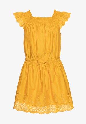 DRESS - Vardagsklänning - mustard yellow