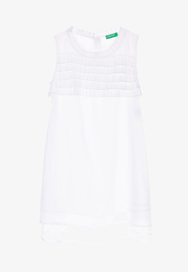 DRESS - Koktejlové šaty/ šaty na párty - white