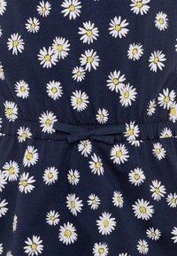 Benetton - DRESS - Jersey dress - dark blue - 2