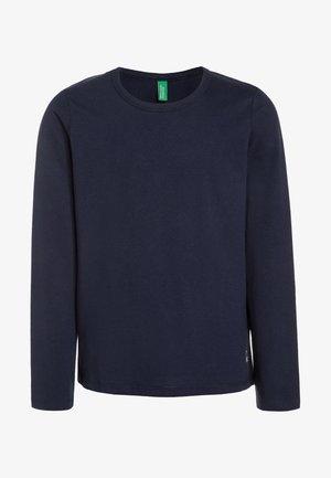 Långärmad tröja - dark blue