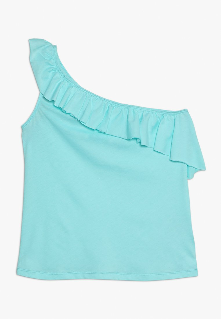 Benetton - TANK - Top - light blue