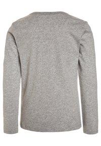 Benetton - Långärmad tröja - grey - 1