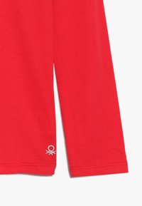 Benetton - Long sleeved top - red - 2