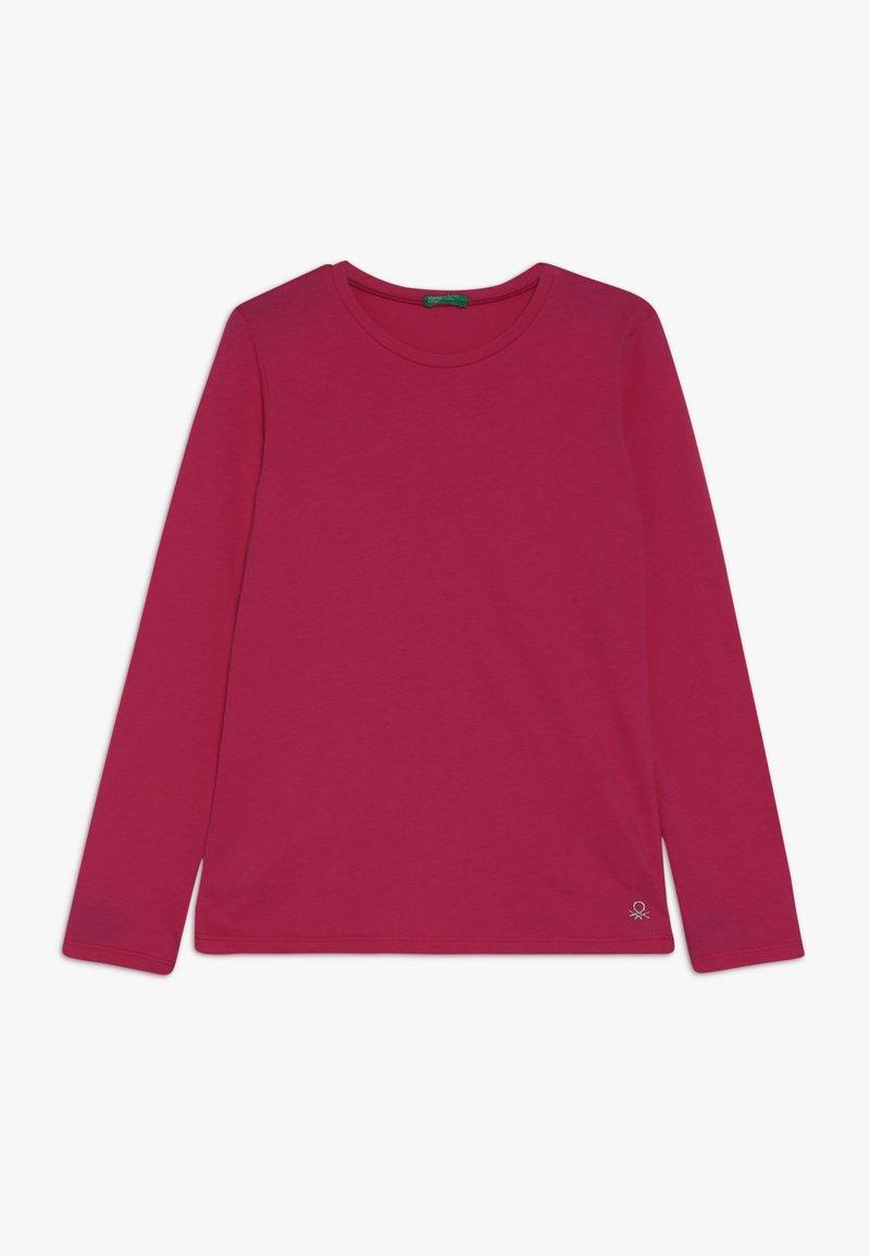 Benetton - Langarmshirt - pink