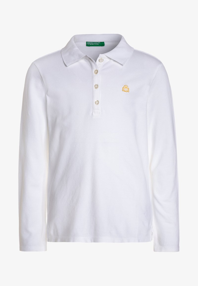 Benetton - Poloshirt - white