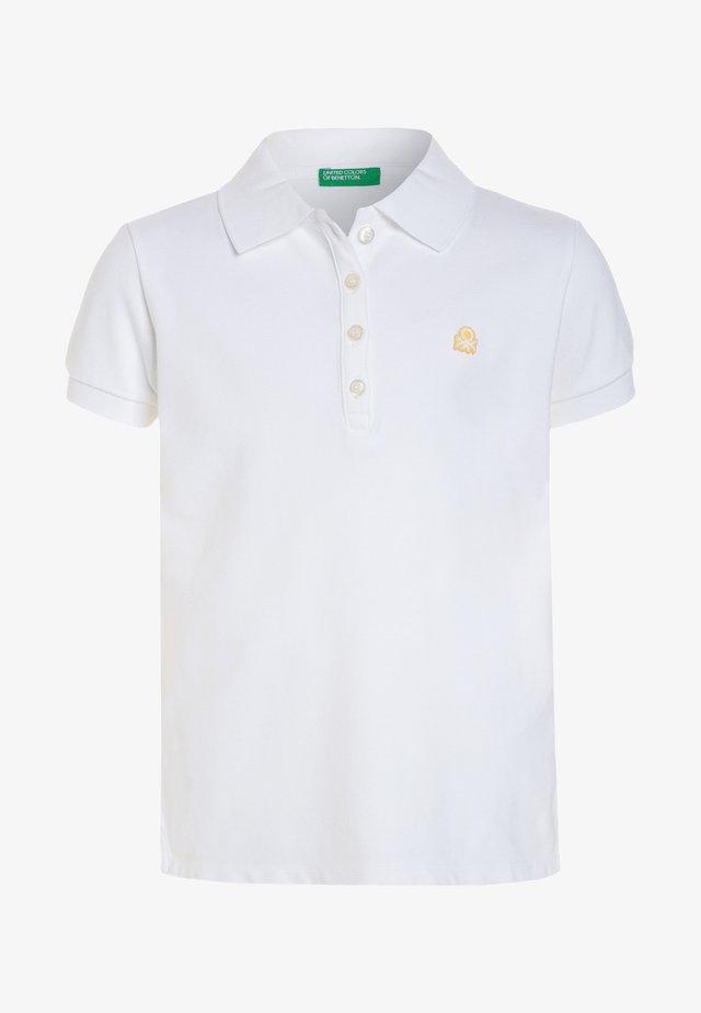 BASIC - Poloshirt - white