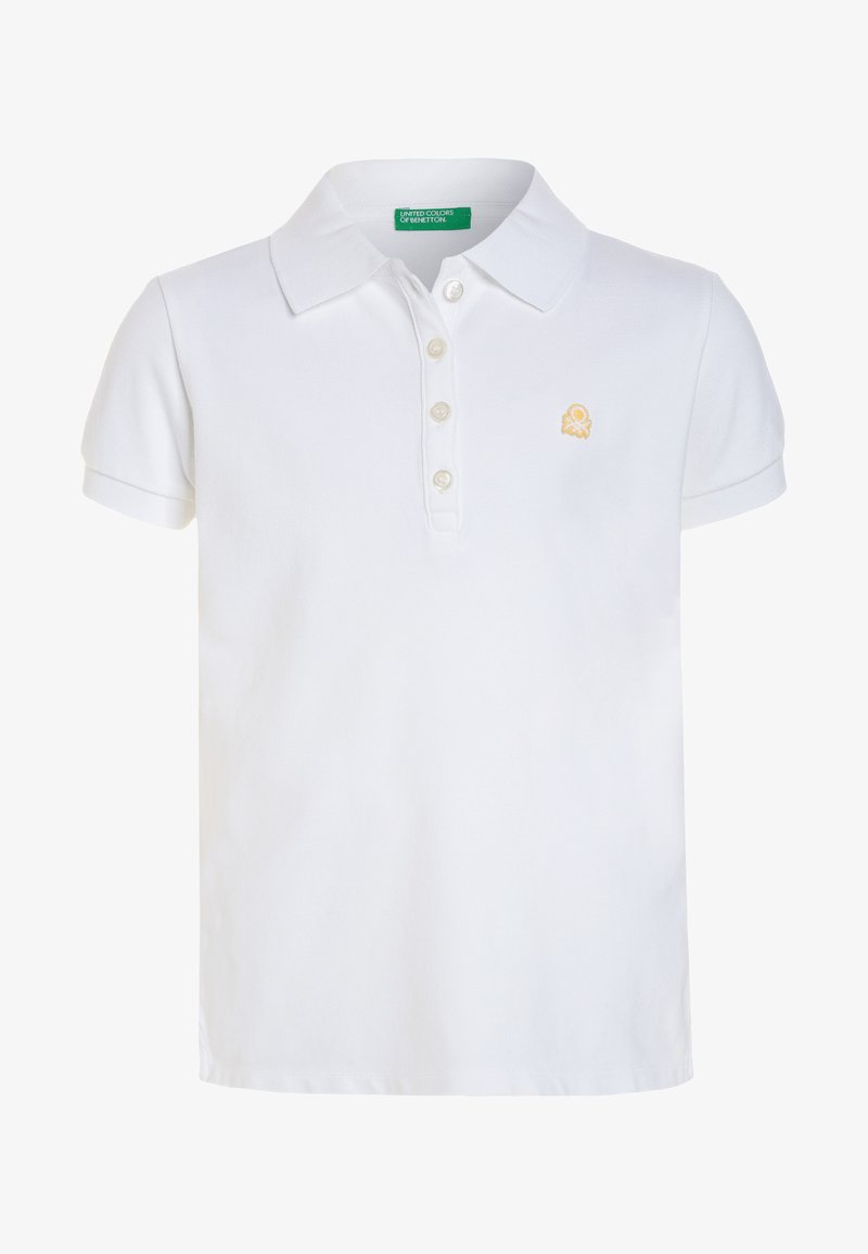 Benetton - BASIC - Poloshirt - white