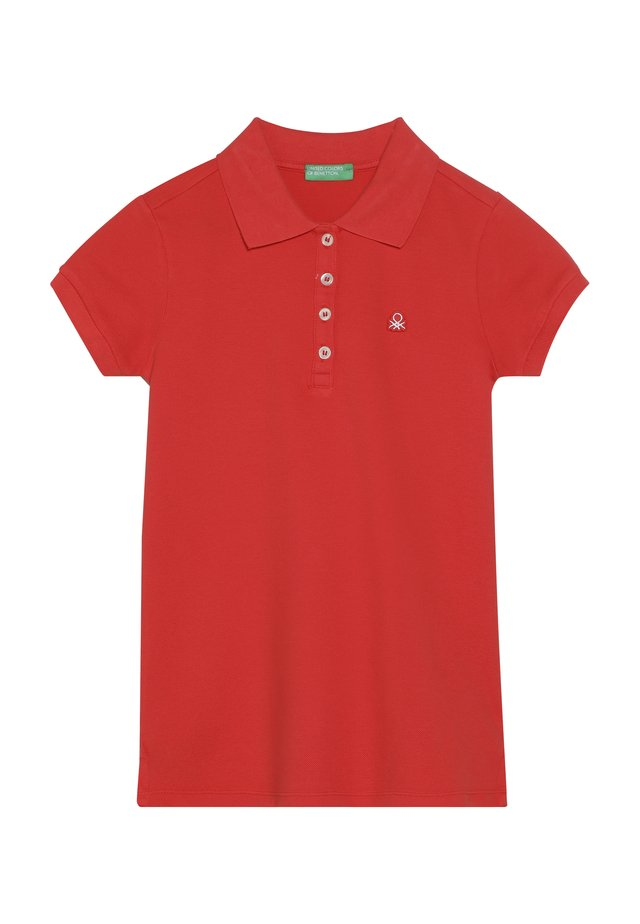 BASIC - Polo shirt - red