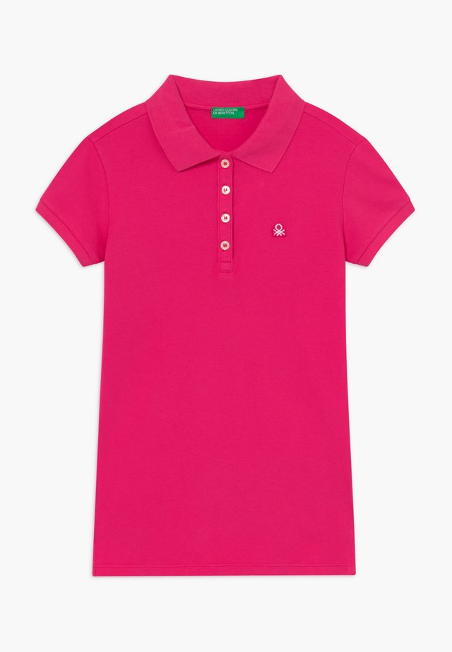 BASIC - Poloshirts - pink