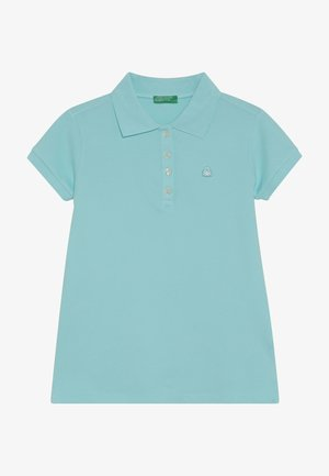 BASIC - Koszulka polo - light blue