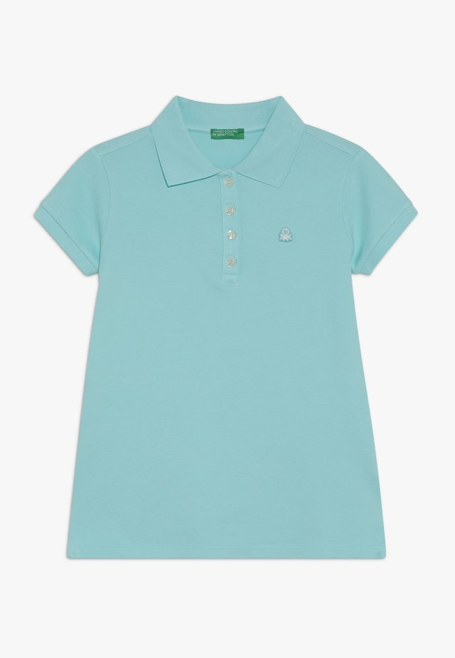 BASIC - Polotričko - light blue