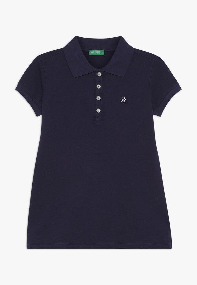 BASIC - Poloshirt - dark blue/dark blue
