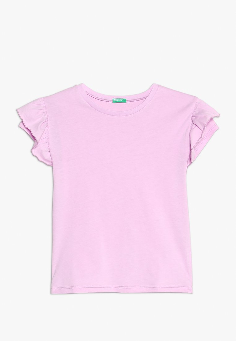Benetton - T-shirt basique - rose
