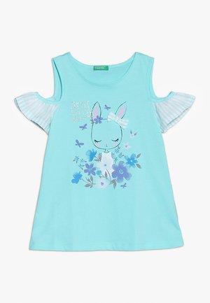 TANK - T-shirt imprimé - light blue