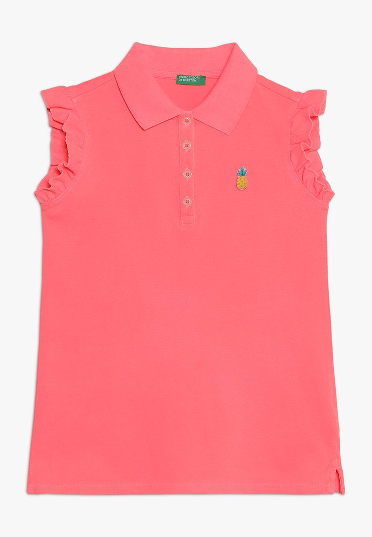 Benetton - Poloshirt - pink
